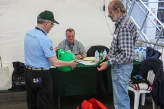 Even Le Mans 24H winners as Henri Pescarolo have to pass technical scrutineering