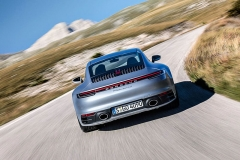 Word Premiere Los Angeles - The new Porsche 911