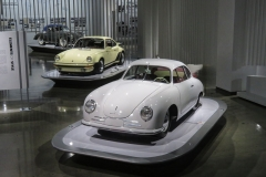 Porsche 356 Gmund and 1976 Porsche 911 Carrera Turbo