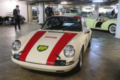1967 Porsche 911 R, chassis 001. The Monza world record car