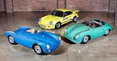 Jerry Seinfeld Porsche Auction