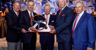 Petersen Automotive Museum appoints Dr. Wolfgang Porsche as its first honorary board member