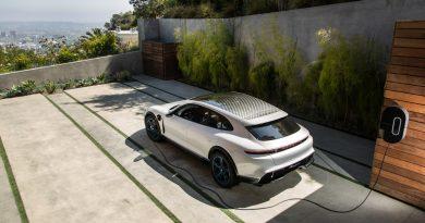 Porsche launches developer competition with Mission E Cross Turismo data
