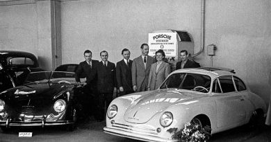 Geneva as the major stage for spectacular Porsche innovations since 1949