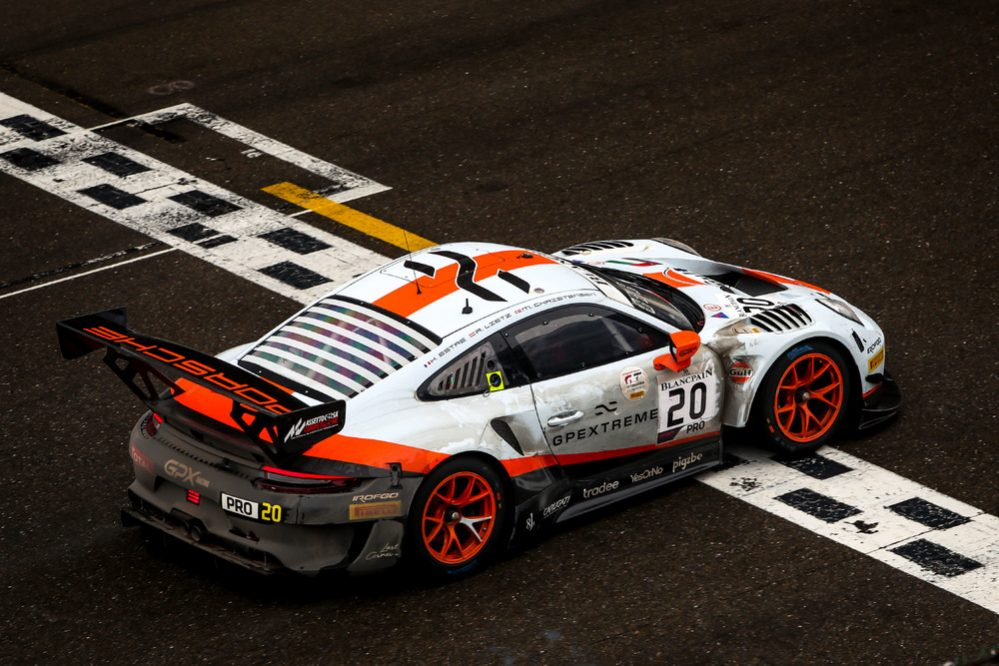 Porsche Wins Spa 24h For The Seventh Time