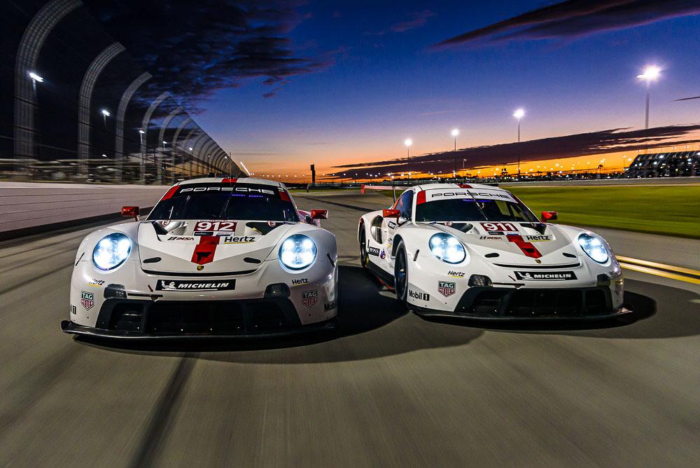 Porsche pursues first win of the season at IMSA restart in Daytona