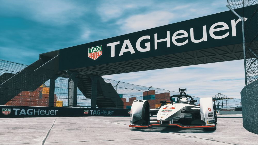 photo of Porsche sets sights on points and podiums at the Berlin E-Prix image