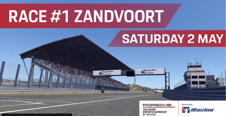 Porsche Esports Championship Heads Into Season Two At Zandvoort
