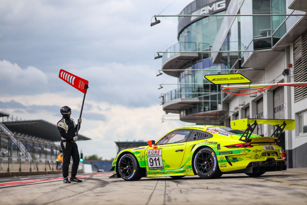 Porsche and VLN extend partnership to 2022 for the Nürburgring Endurance Series
