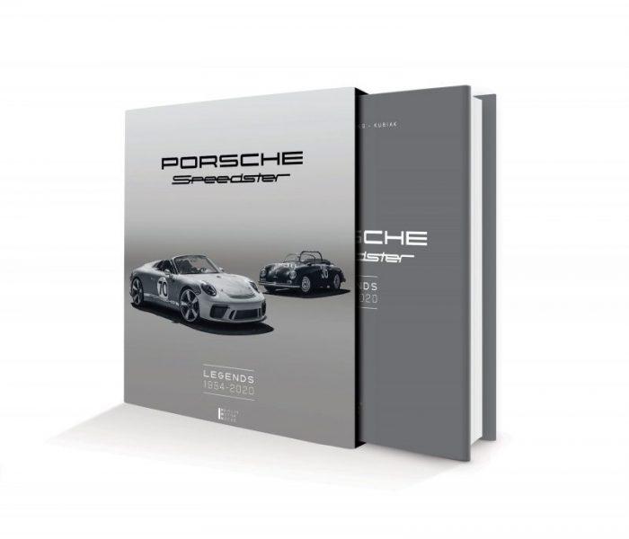 """photo of Berlin Motor Books releases """"Porsche Speedster Legends 1954 – 2020""""  August 28 2020. image"""