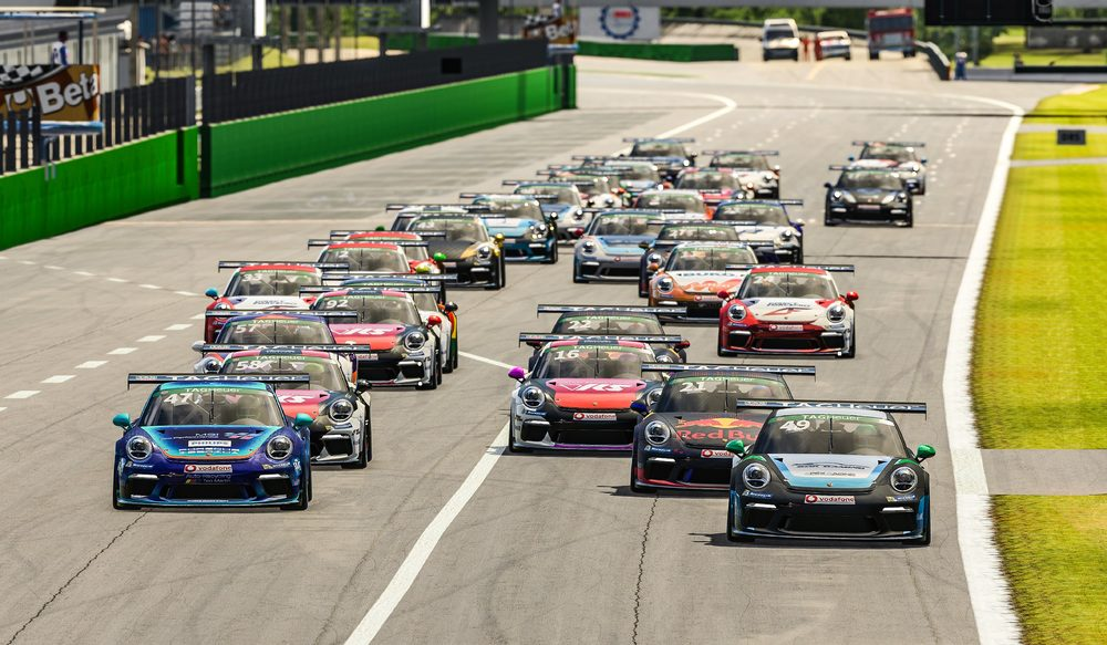 photo of Season 2021 Porsche TAG Heuer Esports Supercup calendar image