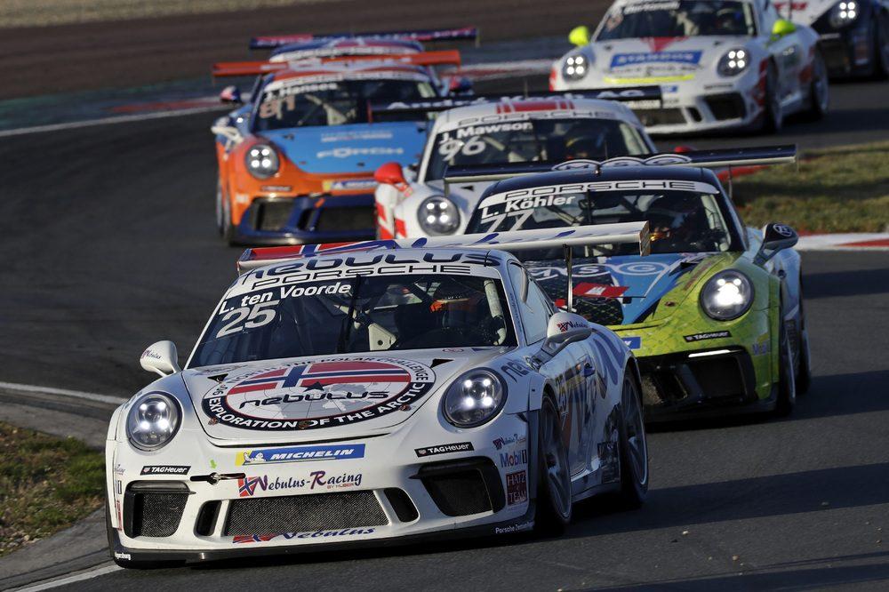Porsche Cup Tennis 2021