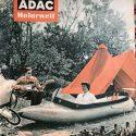 ADAC Motorwelt Heft 8 August 1957