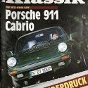 Motorklassik Porsche 911 Turbo Sonderdruck