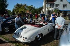 2018 Porsche Classic Coast Tour