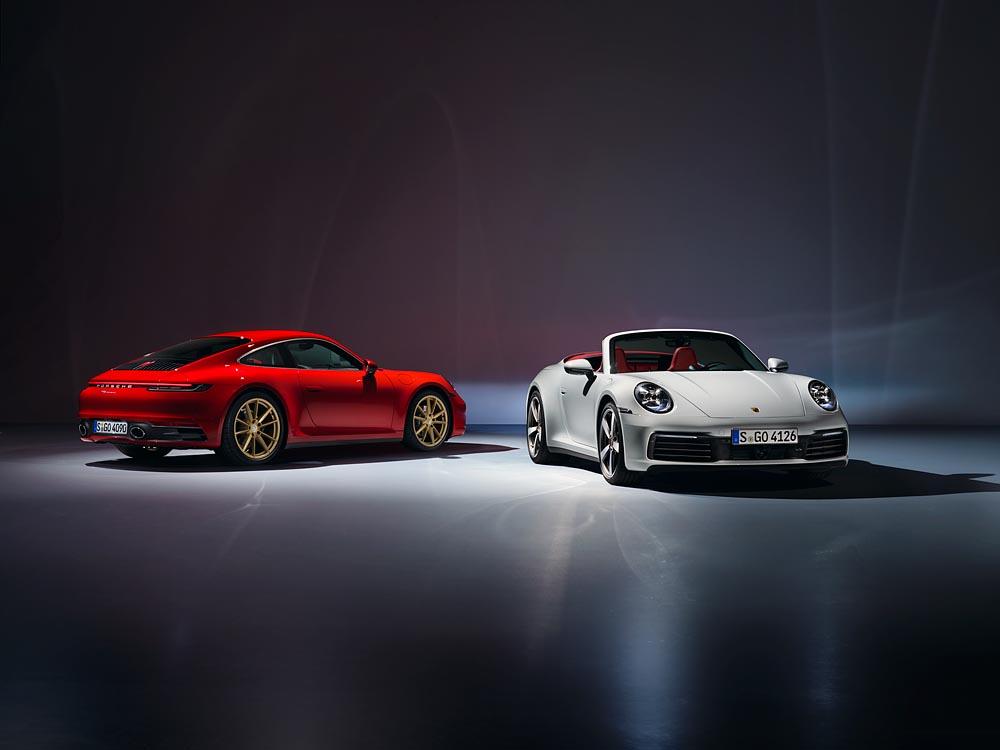 911-Carrera-Coupé-and-911-Carrera-Cabriolet