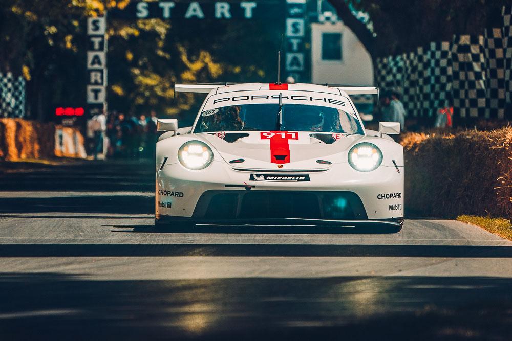 The new Porsche 911 RSR ( 2019)