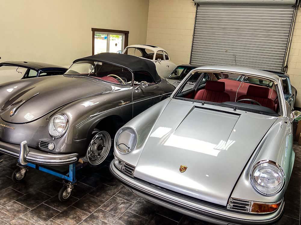 California Porsche Restorations 2020
