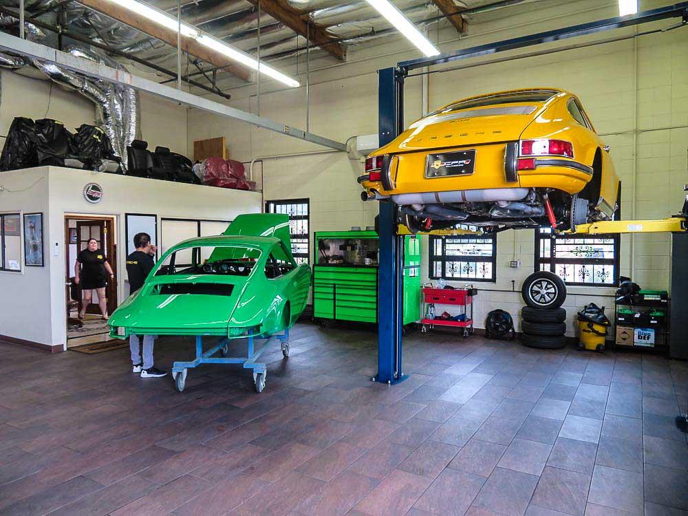 CPR - California Porsche Restorations 2020