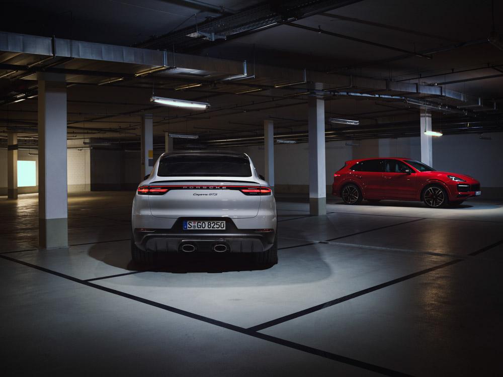 Cayenne GTS and Cayenne GTS Coupe