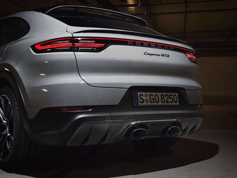 Cayenne GTS Coupé
