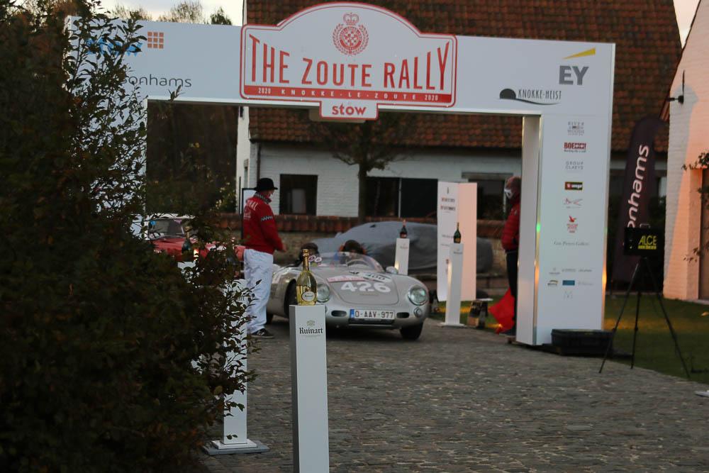 Zoute GP Rally 2020