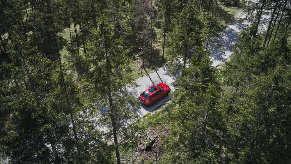 The new Porsche Macan GTS - 2021
