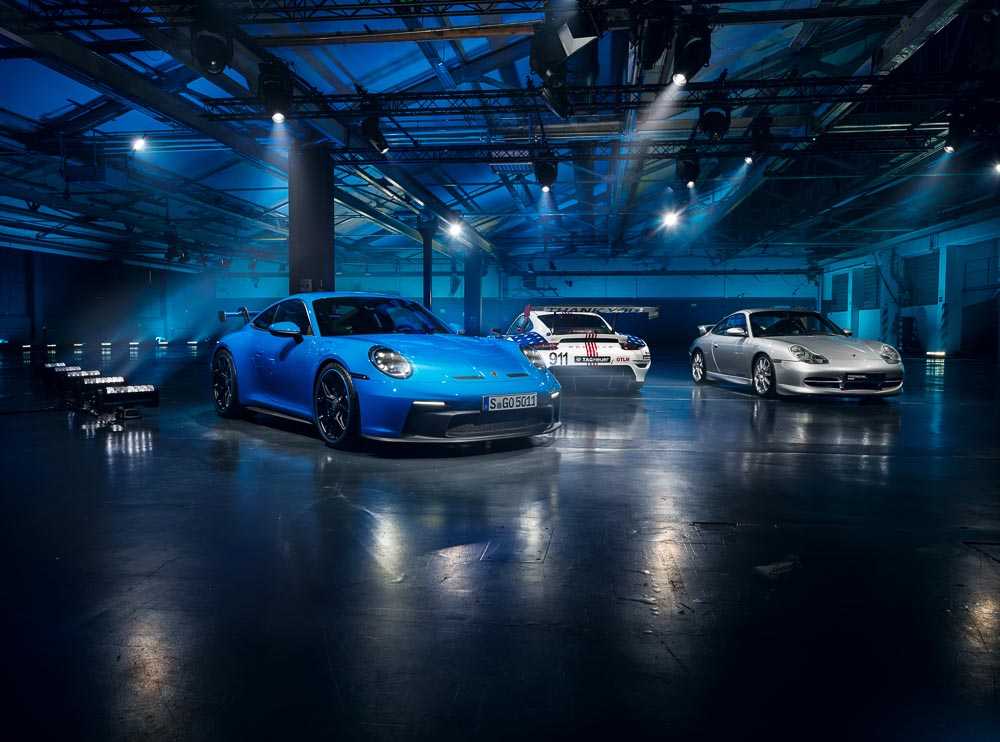 2021 Porsche 911 GT3