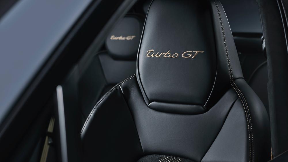 2021 Porsche Cayenne Turbo GT