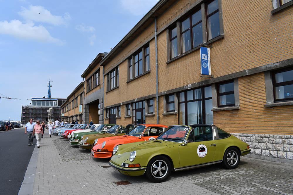 Porsche Classic Coast Tour 2021