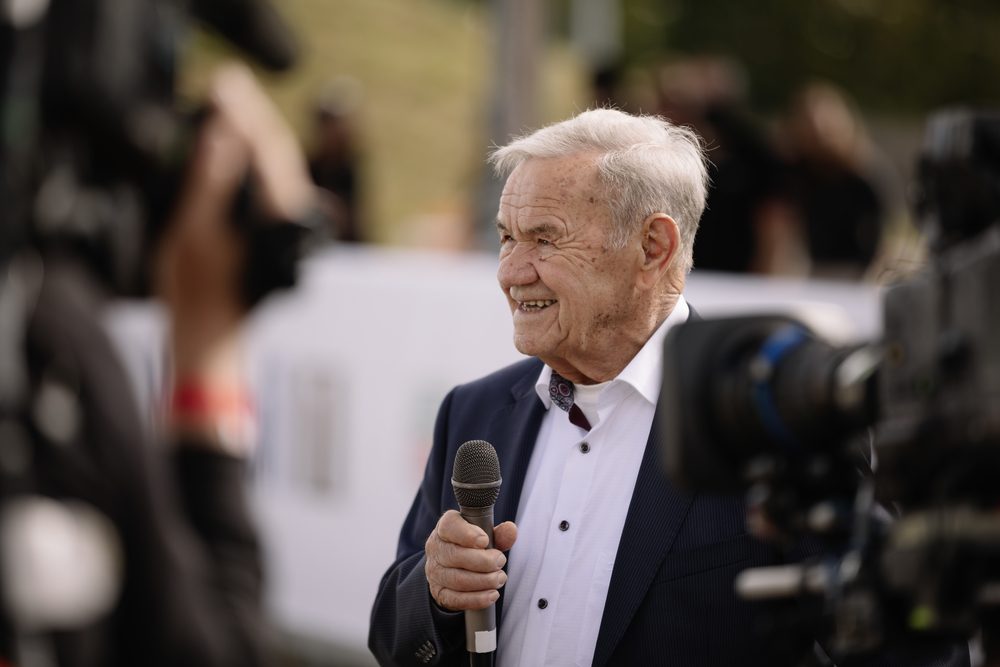 Valentin-Schäffer-who-will-celebrate-his-90th-birthday-on-October-8-says-he-still-enjoys-the-sound-of-Porsche-race-cars.