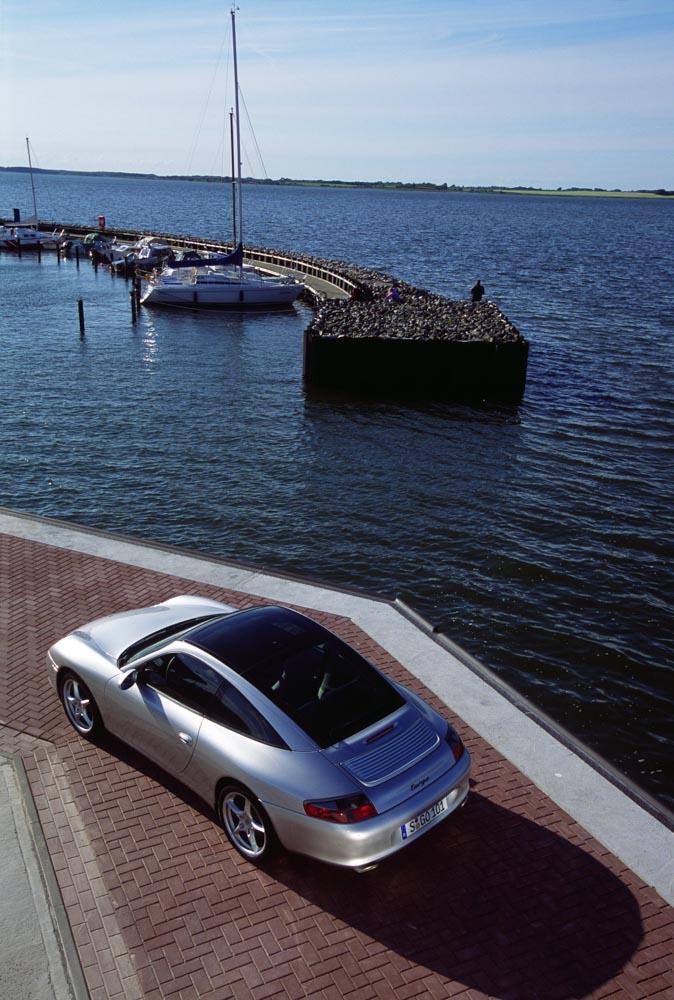 911 Targa 3,6, model year 2002