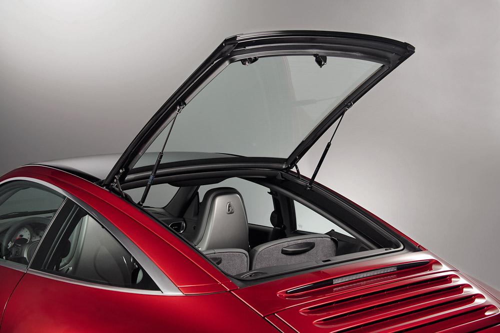 911 Targa 4S, model year 2009