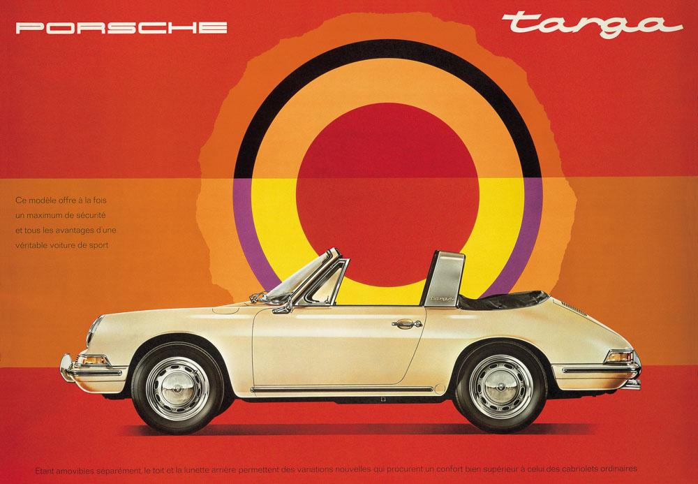 Porsche 911 2,0 Targa, model year 1967