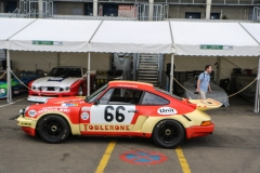 Le Mans Classic 2018 - 1974 Porsche Carrera RSR 3.0