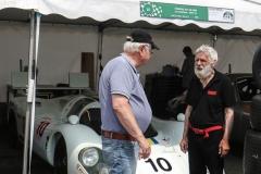 Le Mans Classic 2018 - Norbert Singer