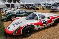 Le Mans Classic 2018 - Porcsh 906 Carrera 6