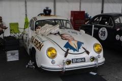 Le Mans Classic 2018 - Porsche 356 pre A