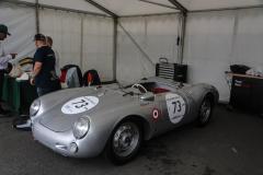 Le Mans Classic 2018 - Porsche 550-0046