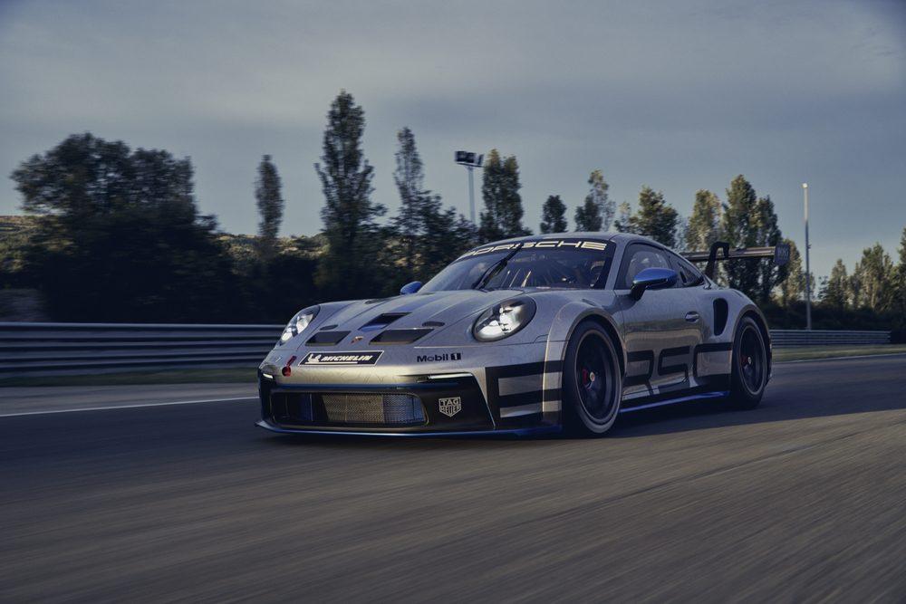 Porsche 911 GT3 Cup (992) model year 2021