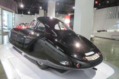 The Prototyp Museum Porsche 64K10 ( Berlin - Rome car )