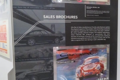 Early Porsche 356 sales brochures
