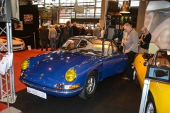 Paris Retromobile 2018