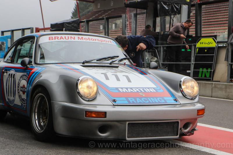 Spa Six Hours 2018 -FIA Masters Historic Sports Car Championship -BRIONES Pablo (CL) - -HORN Klaus (DE) - Porsche 911 RSR-2
