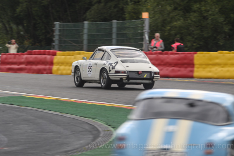 Spa Six Hours 2018 -Spa Six Hours Endurance - LIBENS Serge (BE)  - COLLARD Jean-André (BE) - Porsche 911-35