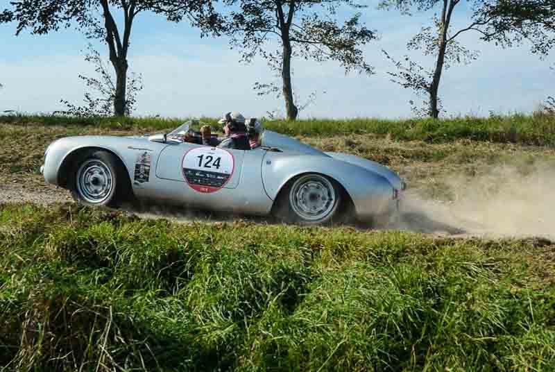 Philippe Cracco - Porsche 550 Spyder